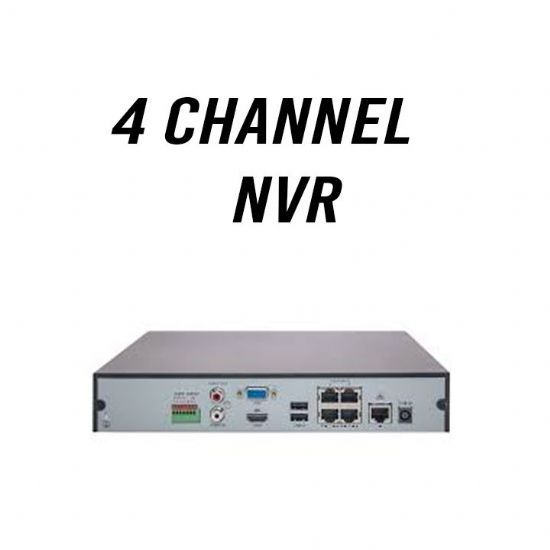 - 4 Channel -