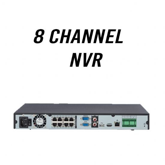 - 8 Channel -