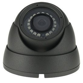2.1MP 20M IR Fixed Dome Camera - Oracle (TVI-GD-2.1)