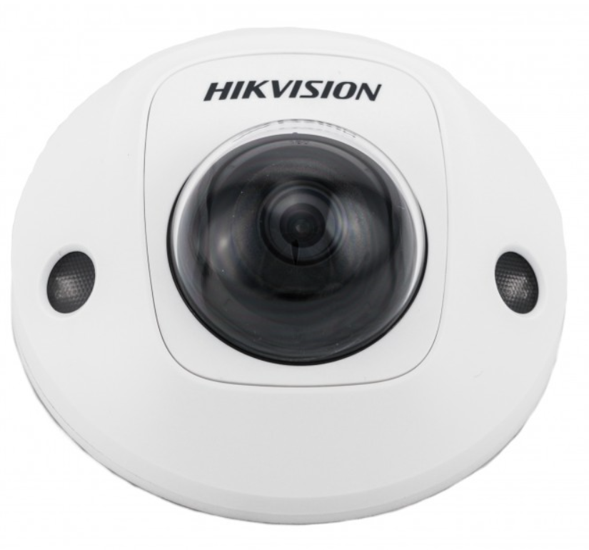 3MP DS-2CD2535FWD-I Mini Dome Hikvision  Network Camera Clearance