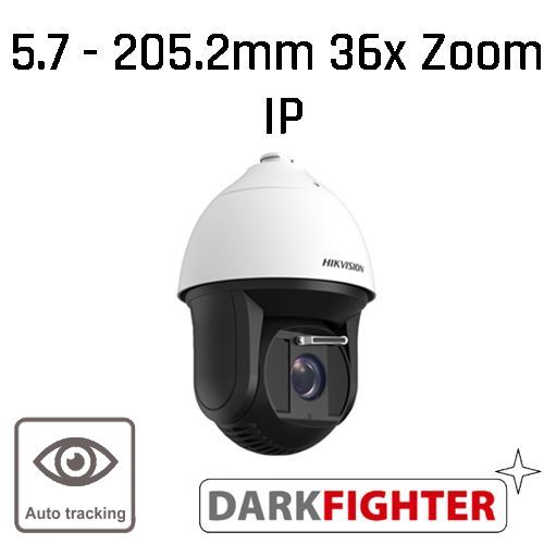 4MP DS-2DF8436IX-AELW 4MP 36x Network IR Speed Dome Camera Hikvision