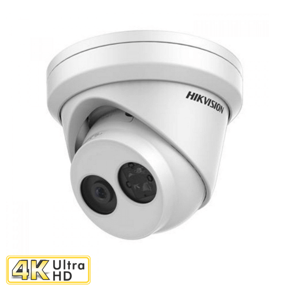 8MP DS-2CD2385FWD-I Hikvision - IP Turret Dome Camera