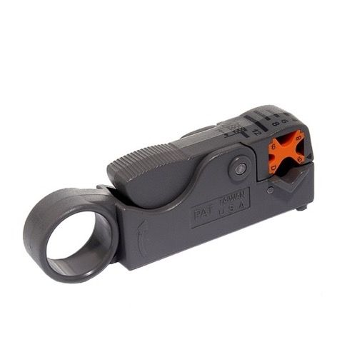 Coaxial Cable Stripper (2 Blades Model)