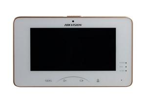 Video Intercom Indoor Station with 7-inch Touch Screen (DS-KH8301-WT)