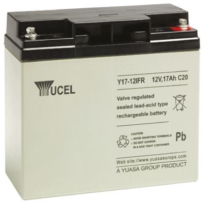 YUCEL 12V 17Ah C20 Battery